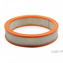 14X3 PAPER AIR FILTER W/ORANGE RUBBER RI