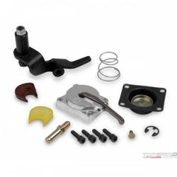 50CC ALUM ACCEL PUMP KIT-BLACK HARDWARE