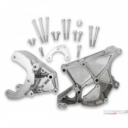 LS ACC DRV BRACKET KIT (WORKS WITH R4 A/