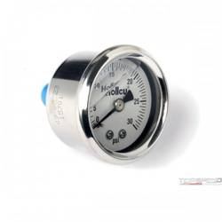 FUEL PRESSURE GAUGE 0-30PSI
