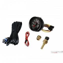 2-1/16 HOLLEY WATER TEMP GAUGE-BLK