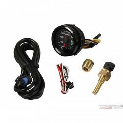 2-1/16 HOLLEY DIFF TEMP GAUGE-BLK