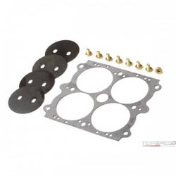 THROTTLE PLATE KIT 1 3/4 STEEL