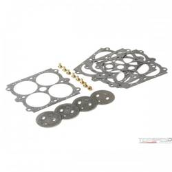 THROTTLE PLATE KIT .125 HOLE