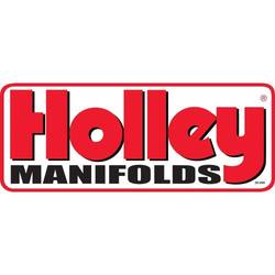 DECAL HOLLEY MANFOLDS 36 SQ IN