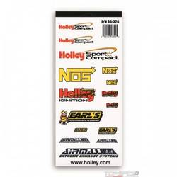 DECAL PK-HOLLEY SPORT COMPACT