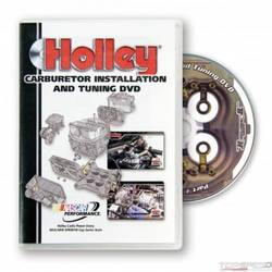 DVD-CARB INSTALLATION-PLASTIC CASE