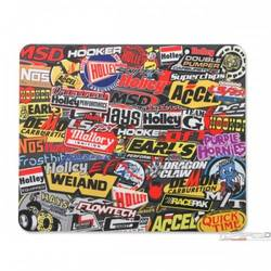 HOLLEY STICKERBOMB MOUSE PAD
