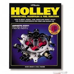HOLLEY CARB MANIFOLD./F.I.