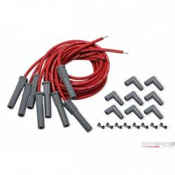 UNIV. LS PLUG WIRE SET FOR HOLLEY SMART