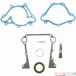 TIMING COVER GASKET SET WITH REPAIR SLEEVE
