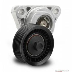 TENSIONER ASSM W/GROOVED PULLEY LS
