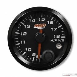 2-1/16in. Standalone Wideband Air/Fuel Gauge, Black Face