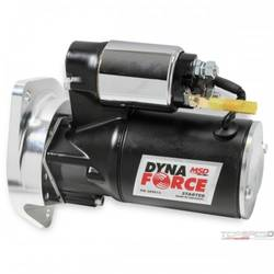 Blk DynForce Starter Ford SB 3/8th depth