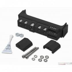 Blk. Stand Alone Solid State Relay Kit-4