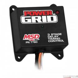 Programmable 3-Stage Delay Timer Power Grid