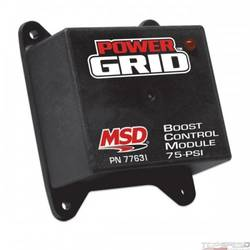 BOOST CONTROL MODULE, EXT MAP, PWR GRID
