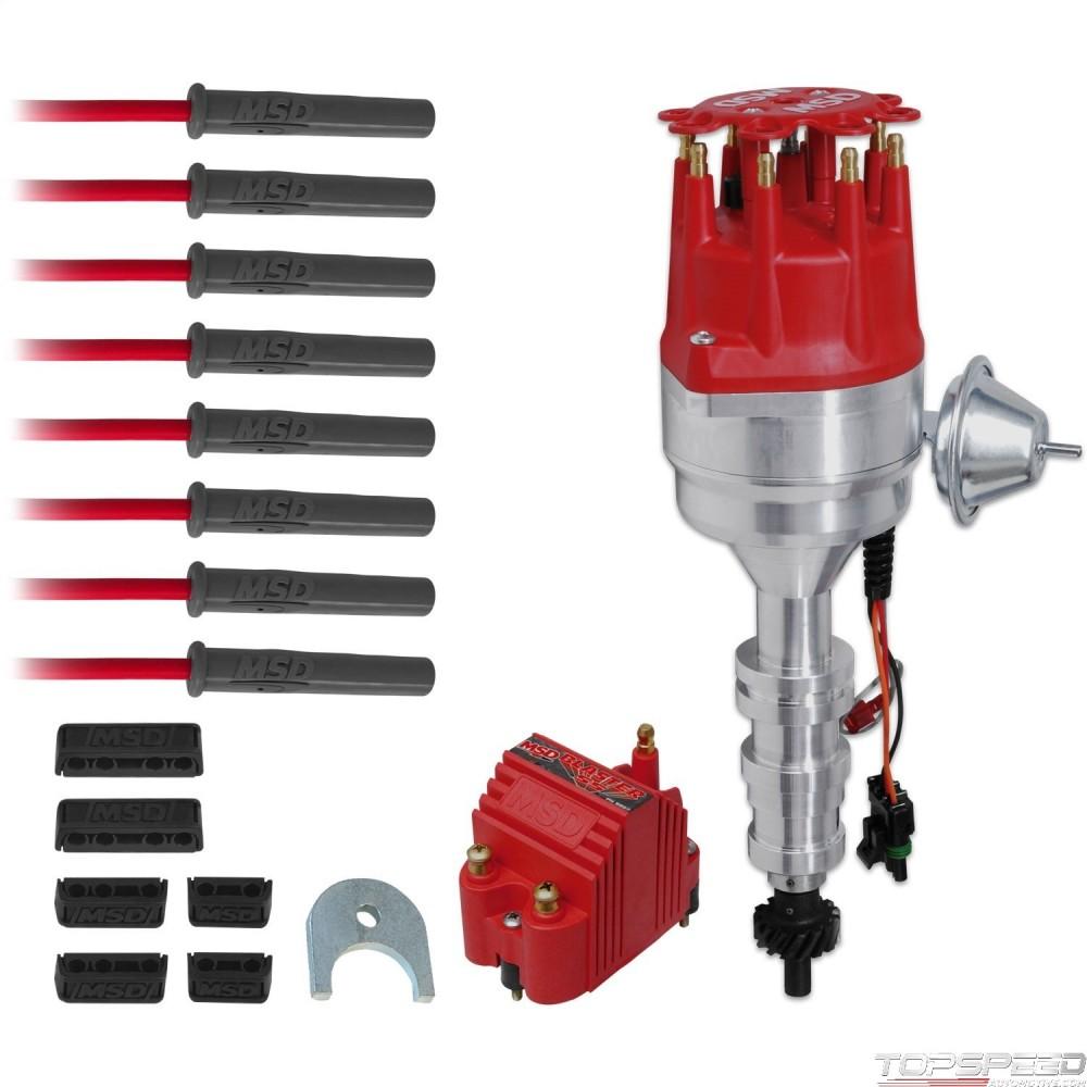 Distributor Kit  Ford 351w  Ready