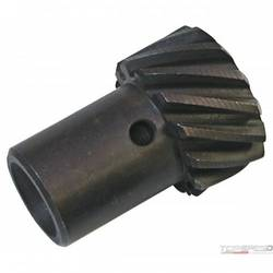 DISTRIBUTOR GEAR, MSD CHEVY DISTRIBUTOR, .500 ID, IRON