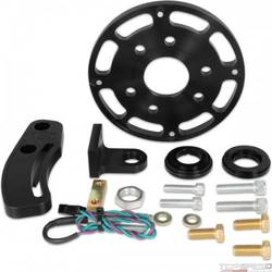 MSD Black Crank Trigger Kits 6.25in.