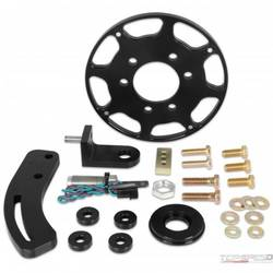 MSD Black Crank Trigger Kits 7in.