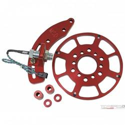 CRANK TRIGGER KIT, SMALL BLOCK CHEVY, 8IN. CT WHEEL
