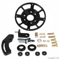 MSD Black Crank Trigger Kits 8in.
