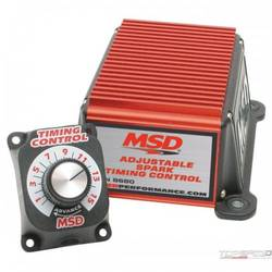ADJUSTABLE TIMING CONTROL, MSD 5, 6, 7