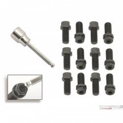 HEADER BOLT SET HEX/SCKT HD