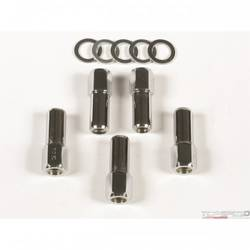 COMPETITION LUG NUT 1/2in. 5/SET