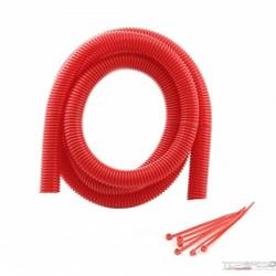 LTS WIRE COVER KIT 4ft.L X 3/4in. RED