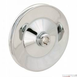PULLEY EARLY GM SINGLE GROOVE