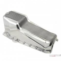 ALUM, OIL PAN-SB CHEV 1955-79