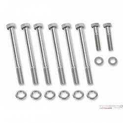 WATER PUMP BOLTS GM LS-SS POL HEX HEAD