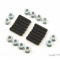 EXHAUST HEADER STUD KIT 3/8