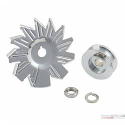 CHRM ALT FAN AND PULLEY