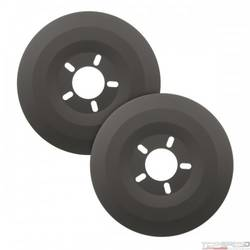 15in. WHEEL DUST SHIELDS 2/SET