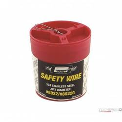 SAFETY LOCK WIRE 304SS 1LB CAN