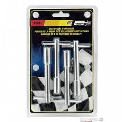 CHRM T-BAR WINGBOLTS 3-1/2in.