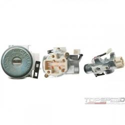 Ignition Switch With Lock Cylinder