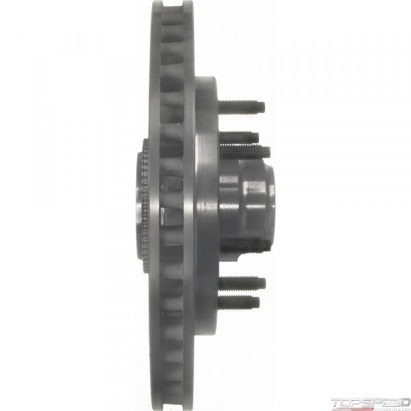 Disc Brake Rotor and Hub Assembly