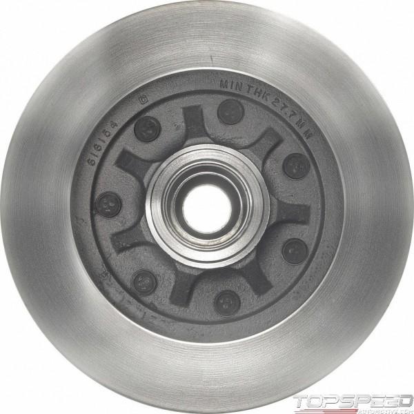 Disc Brake Rotor and Hub Assembly
