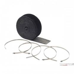 EXHAUST WRAP KIT-2in.X25ft.