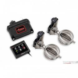 UNIVERSAL DUAL MODE EXHAUST VALVES AND