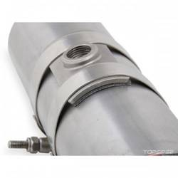 2.5 IN CLAMP-ON OXYGEN SENSOR BUNG