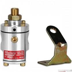 Mallory Fuel pre Reg Almnm 4-12PSI2port