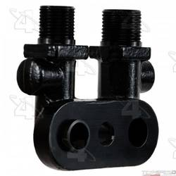 Suction and Discharge Compressor Air Con Fitting