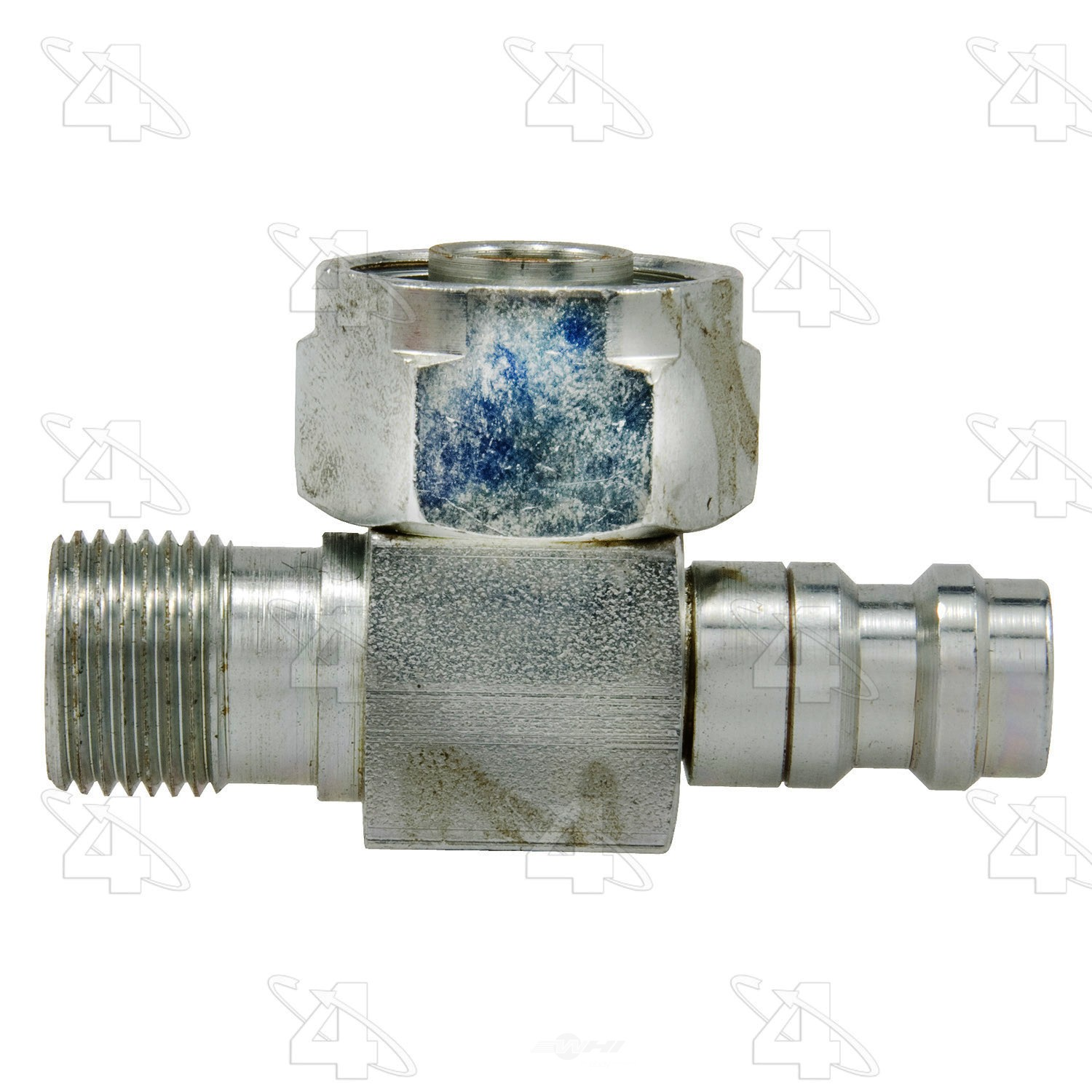 Four Seasons 14718 R134a Service Valve Compressor Air Conditioning Fitting
