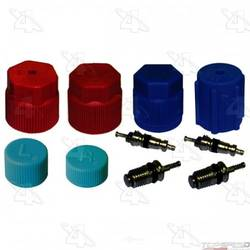 Cap & Valve Air Con System Seal Kit