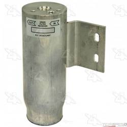 Aluminum Filter Drier with Pad Mount